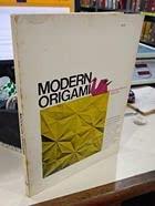 9780671203559: Modern origami