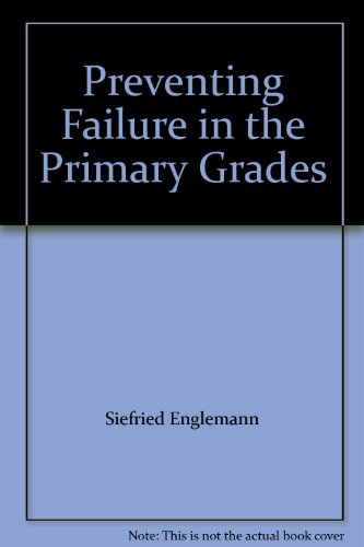 9780671203689: Preventing Failure in the Primary Grades