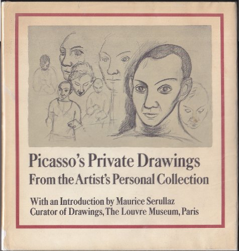 9780671203832: Picasso's private drawings; the artist's personal collection of his finest drawings including 117 reproductions