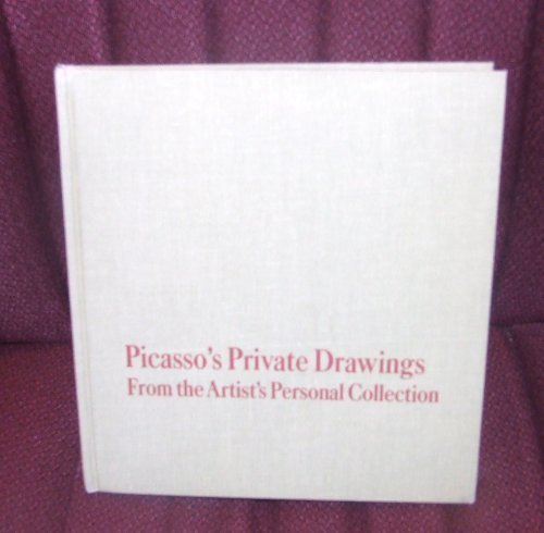 9780671203832: Picasso's Private Drawings: The Artist's Personal Collection of His Finest Drawings