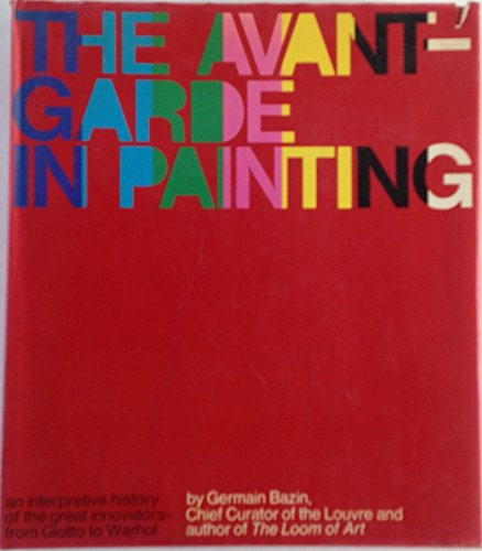 9780671204228: The avant-garde in painting
