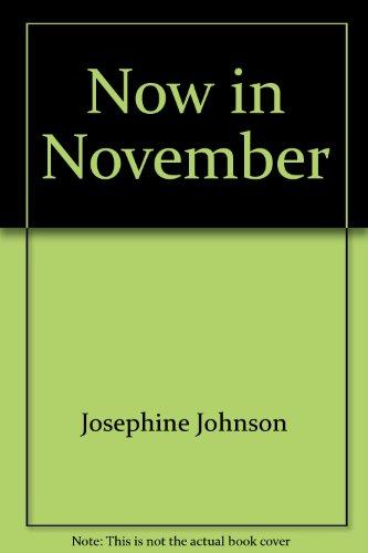 9780671204891: Now in November