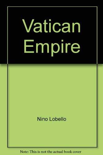 9780671205195: The Vatican Empire