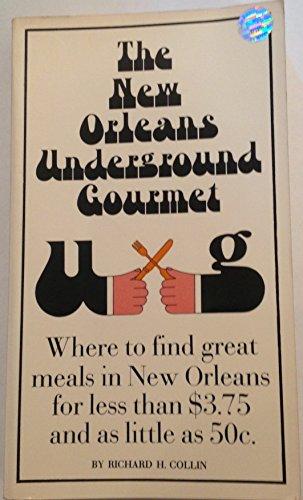 9780671205317: The New Orleans underground gourmet,
