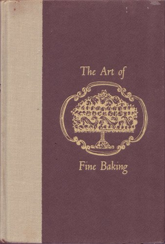 9780671206116: The art of fine baking