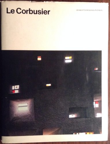 9780671206925: Le Corbusier