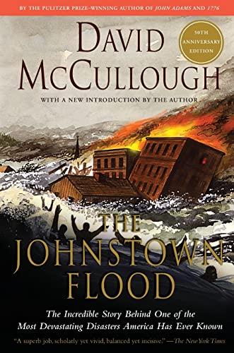9780671207144: The Johnstown Flood (Touchstone Books (Paperback))