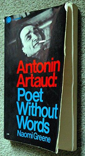 9780671207229: Antonin Artaud Poet Without Words