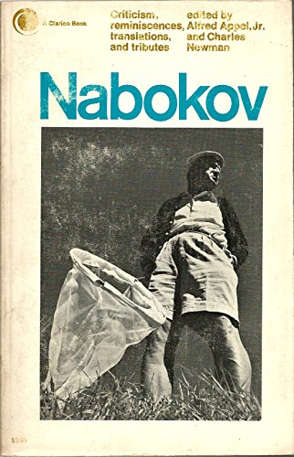 Nabokov: Criticism, Reminiscences, Translations, and Tributes