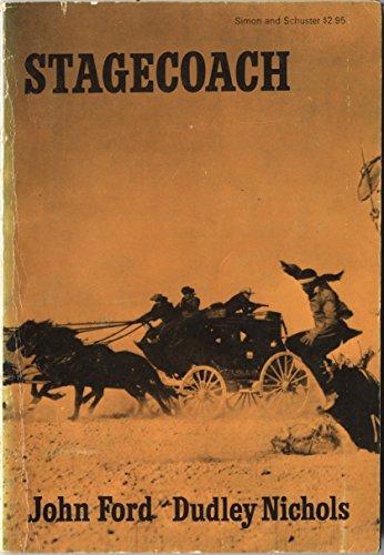 9780671207892: Stagecoach (Classic film scripts)
