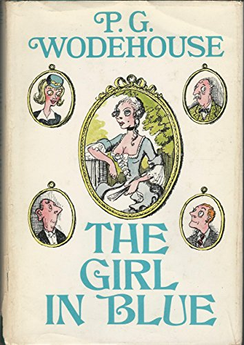 9780671208028: The girl in blue, by P. G. Wodehouse
