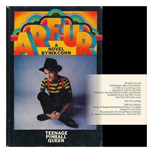 9780671208189: Arfur: Teenage Pinball Queen; a Novel