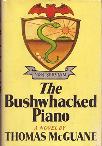 9780671208196: Bushwhacked Piano
