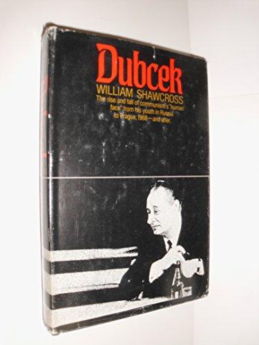 DUBCEK: Shawcross, William