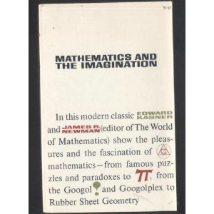 9780671208554: Mathematics and the Imagination