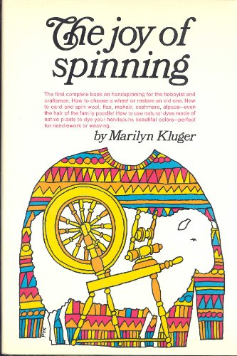 9780671208592: The Joy of Spinning (A Fireside Book)