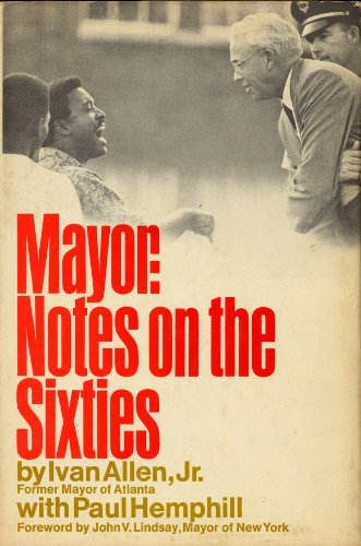 9780671208899: Mayor: Notes on the Sixties
