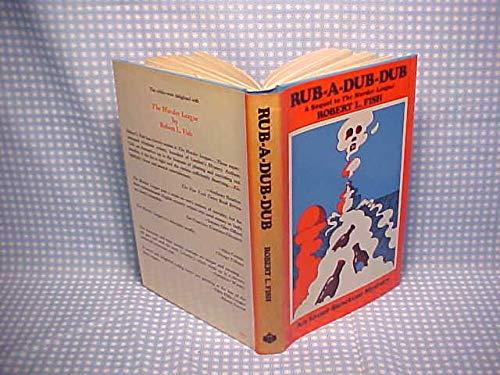 9780671208950: Rub-a-dub-dub, (An Inner sanctum mystery)