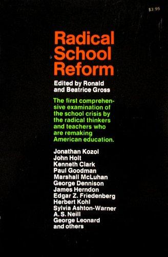 Radical School Reform