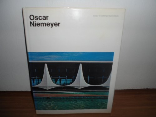 Oscar Niemeyer (Library of Contemporary Architects): SPADE,RUPERT