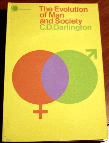 9780671210649: Evolution of Man & Society