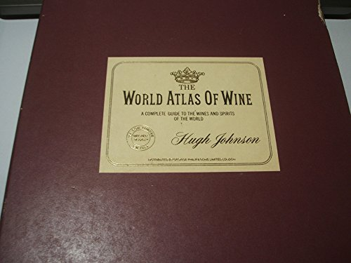 9780671211097: The World Atlas of Wine