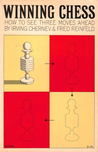 9780671211141: Winning Chess: How to See Three Moves Ahead (Fireside Chess Library)