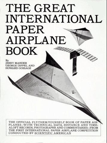 9780671211295: The Great International Paper Airplane Book