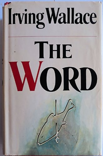 The Word A Novel: Wallace, Irving