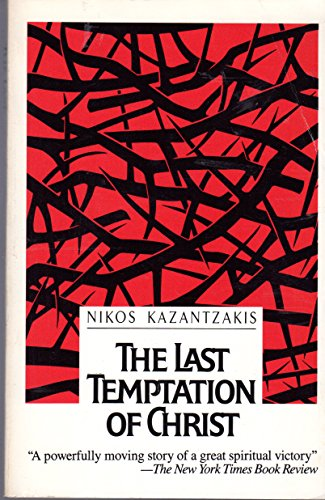 9780671211707: The Last temptation of Christ