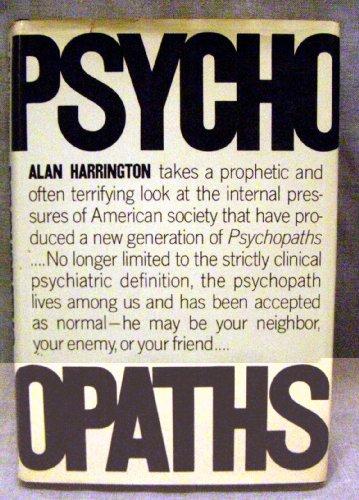 Psychopaths: Alan Harrington