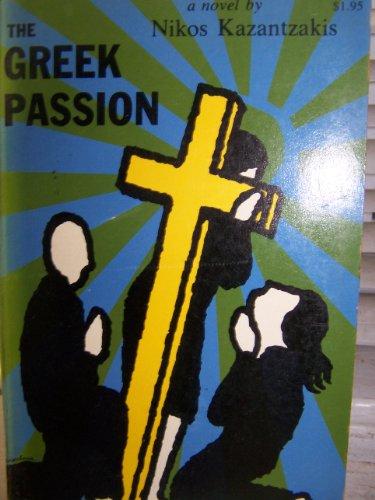 9780671212162: Greek Passion