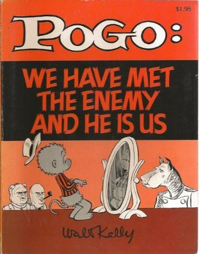 9780671212605: Pogo: We Have Met the Enemy and He Is Us