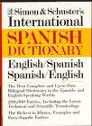 9780671212674: Simon and Schuster'S International Dictionary: Dic Cionario I