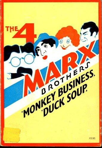 The Four Marx Brothers in Monkey Business: Perelman, S. J.;Kalmar,