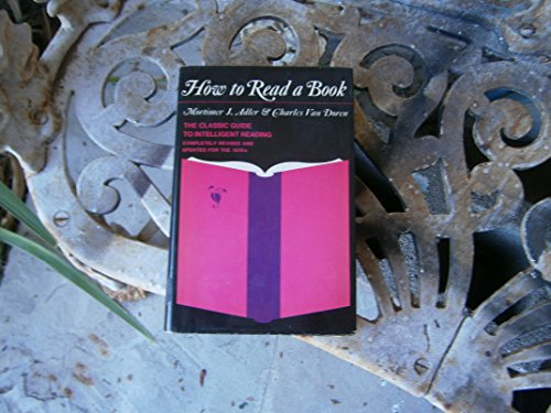 9780671212803: How to Read a Book