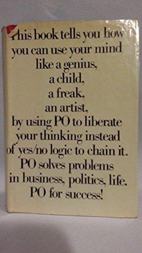 PO: A Device for Successful Thinking: Edward de bono