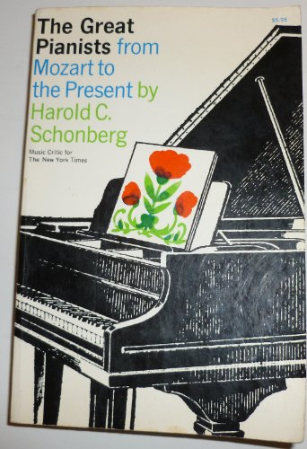 9780671213398: The Great Pianists