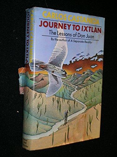 9780671213992: Journey to Ixtlan