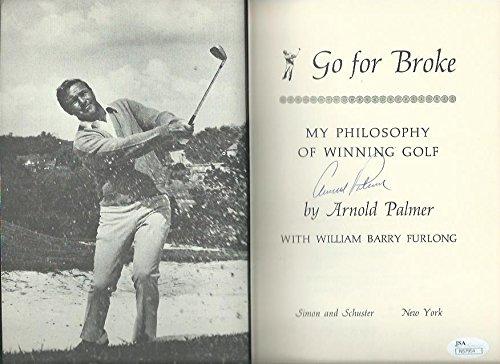 9780671214784: Go For Broke: My Philosophy of Winning Golf