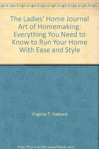 9780671214876: The Ladies' Home Journal Art of Homemaking