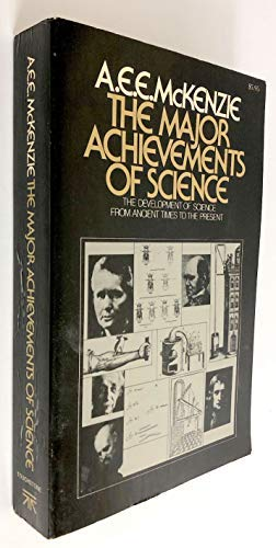 9780671214883: The Major Achievements of Science