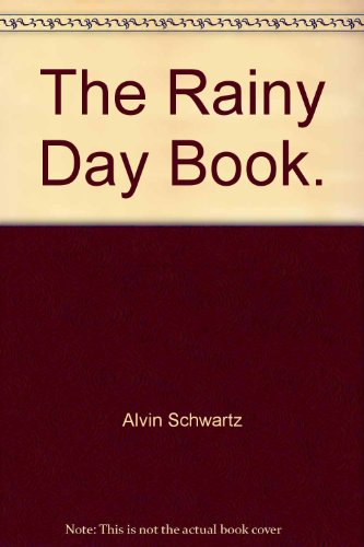 Rainy Day Book P (0671215035) by Alvin schwartz