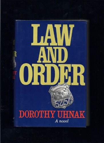 9780671215057: Law and Order: A Novel
