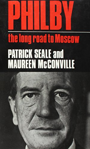 9780671215095: Philby: The long road to Moscow