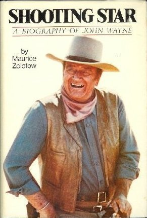 9780671216863: Shooting Star: A Biography of John Wayne