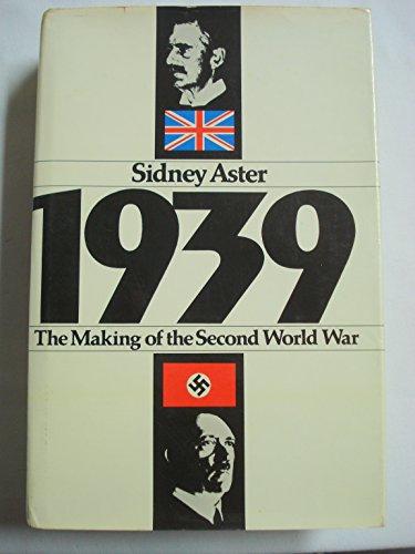 9780671216894: 1939