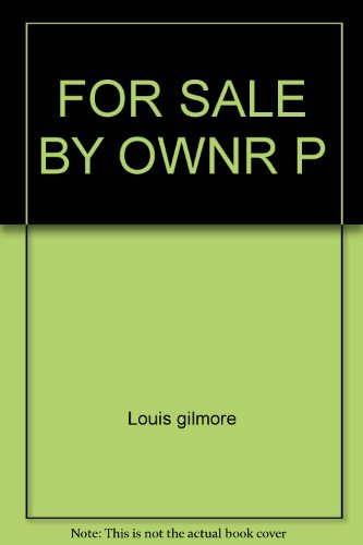 9780671216900: For Sale by Owner (Fireside Books)