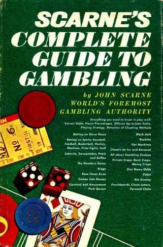 Scarne complete guide to gambling pdf up and coming casino entrepreneur