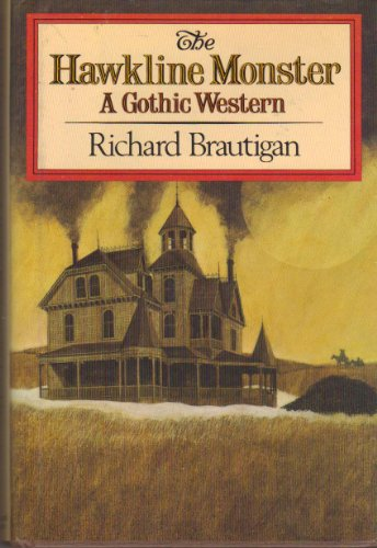 9780671218096: The Hawkline Monster: A Gothic Western